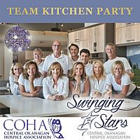 The Kitchen Party - Central Okanagan Hospice Association