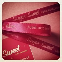 Sugar Sweet Cake Co. & Ace Courier