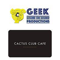 Cactus Club Café Yacht Club and Geek - Sound on Sound Production